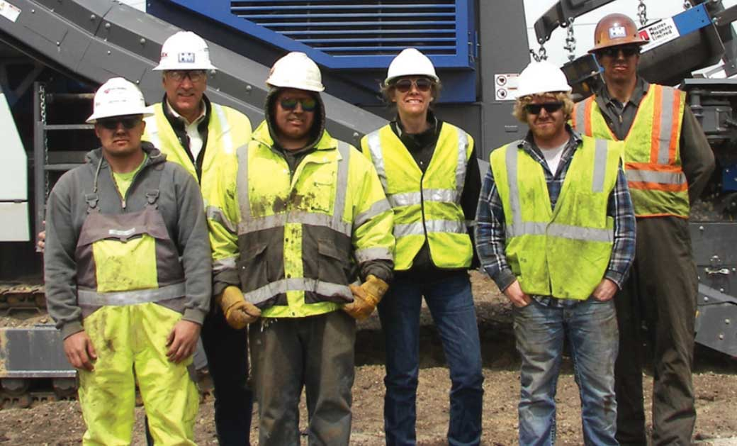 Kleemann Crusher Demo Finds Home with Contractor