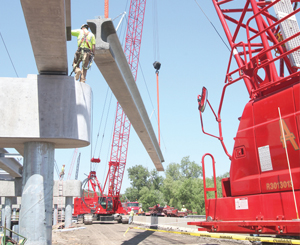 Flood Woes Ease with Bridge Replacement